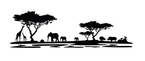 Wanddeko Unbekannt Xxl Wandtattoo 1 3 M Giraffe Tier Afrika Savanne Tiere Giraffen Zootiere Wandsticker Aufkleber Sticker Kuche Haushalt Wohnen Luxdental Si