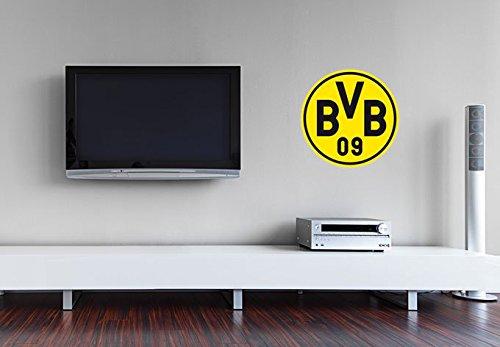 Wandtattoo Bvb 09 Borussia Dortmund
