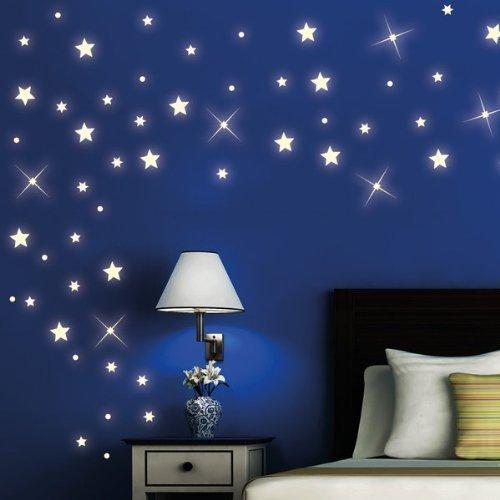 Wandtattoo himmel sternenhimmel for Sternenhimmel kinderzimmer