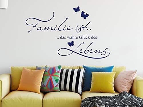 Wandtattoo Familie Family Sprüche