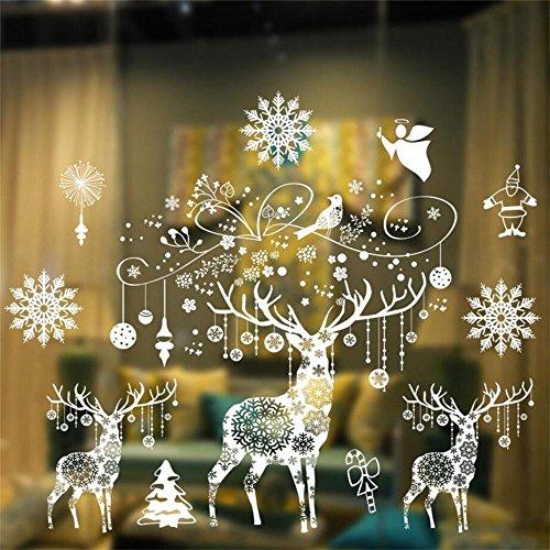 wandtattoo weihnachten  schneeflocke
