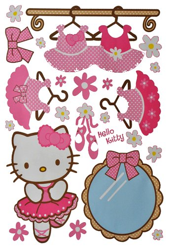 Hello kitty wandtattoo gro reuniecollegenoetsele - Hello kitty schlafzimmer ...
