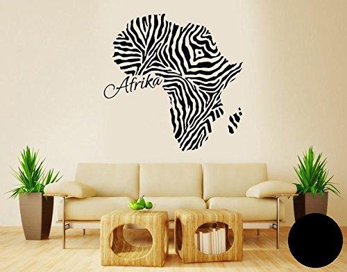 wandtattoo afrika elefant savanne. Black Bedroom Furniture Sets. Home Design Ideas