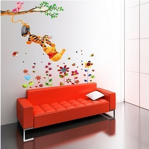 wandtattoo tiger liegend oder laufend. Black Bedroom Furniture Sets. Home Design Ideas