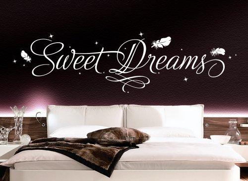 wandtattoo schlafzimmer wei reuniecollegenoetsele. Black Bedroom Furniture Sets. Home Design Ideas