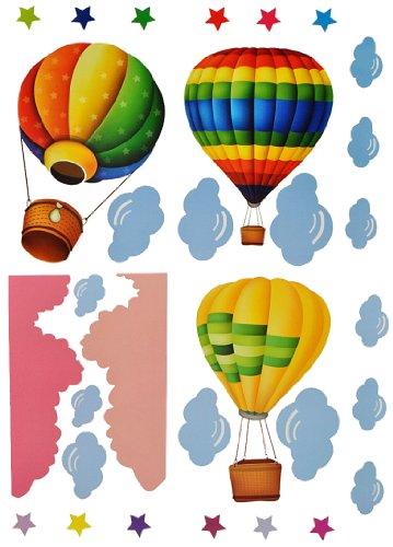 Wandtattoo himmel sternenhimmel - Wandtattoo ballon ...