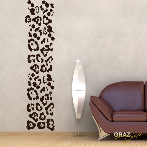 wandtattoo leopard. Black Bedroom Furniture Sets. Home Design Ideas