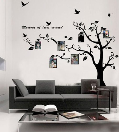 super wandtattoo baum in verschiedenen gr en. Black Bedroom Furniture Sets. Home Design Ideas