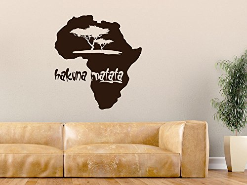 wandtattoo afrika elefant savanne. Black Bedroom Furniture Sets. Home Design Ideas