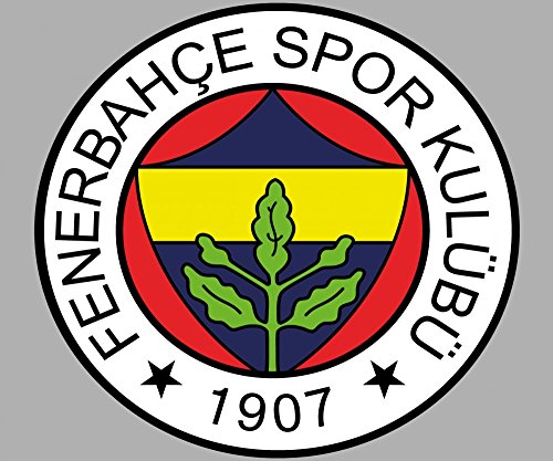 Wandtattoo fenerbahce istanbul logo for Farbige wohnzimmerwand
