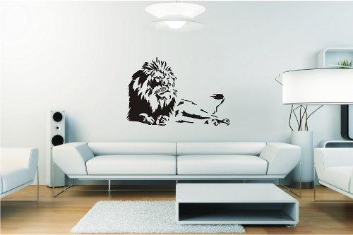 wandtattoo leopard. Black Bedroom Furniture Sets. Home Design Ideas