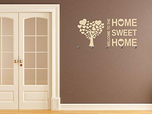 super wandtattoo baum in verschiedenen gr en. Black Bedroom Furniture Sets. Home Design Ideas