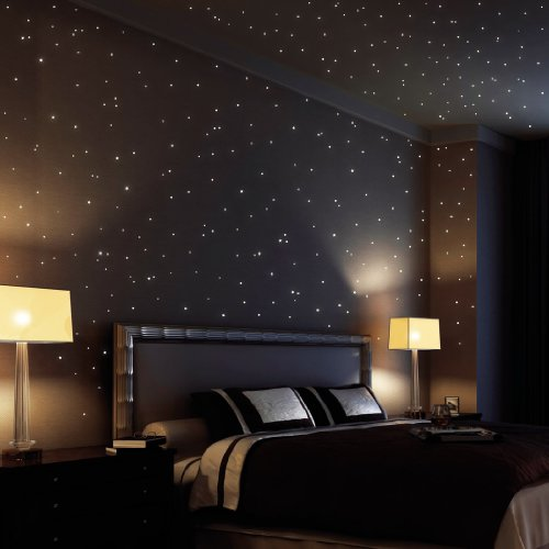 wandtattoo himmel sternenhimmel. Black Bedroom Furniture Sets. Home Design Ideas