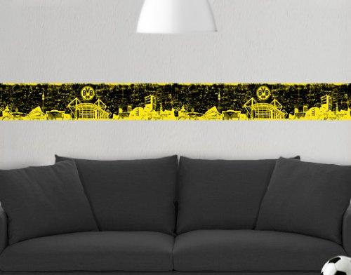 wandtattoo bvb 09 dortmund wandsticker. Black Bedroom Furniture Sets. Home Design Ideas