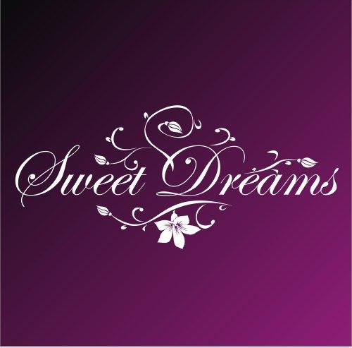 Wandtattoo sweet dreams wand tattoo wandtatoo blume blumen ranke 010