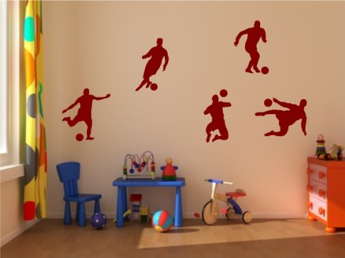 wandtattoo kinderzimmer junge fussball reuniecollegenoetsele. Black Bedroom Furniture Sets. Home Design Ideas