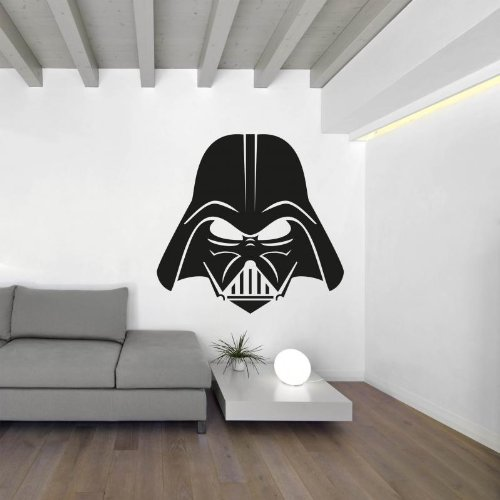 star wars wandtattoo leuchtend reuniecollegenoetsele. Black Bedroom Furniture Sets. Home Design Ideas