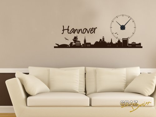 wandtattoo hannover f r besonderes wohnflair. Black Bedroom Furniture Sets. Home Design Ideas