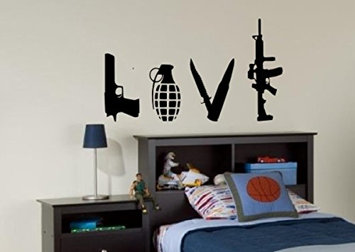 ein banksy wandtattoo in der wohnung begeistert. Black Bedroom Furniture Sets. Home Design Ideas