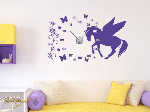 wandtattoo pferd verschiedene motive. Black Bedroom Furniture Sets. Home Design Ideas