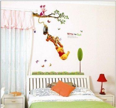 wandtattoo winnie pooh prinsenvanderaa. Black Bedroom Furniture Sets. Home Design Ideas