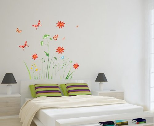 Wandtattoo Pflanzen Blüten & Blumen