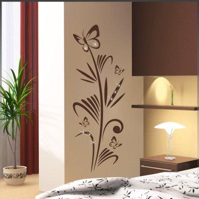 wandtattoo palme. Black Bedroom Furniture Sets. Home Design Ideas