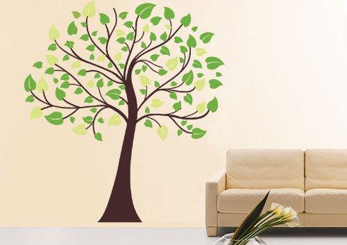 wandtattoo zweig. Black Bedroom Furniture Sets. Home Design Ideas
