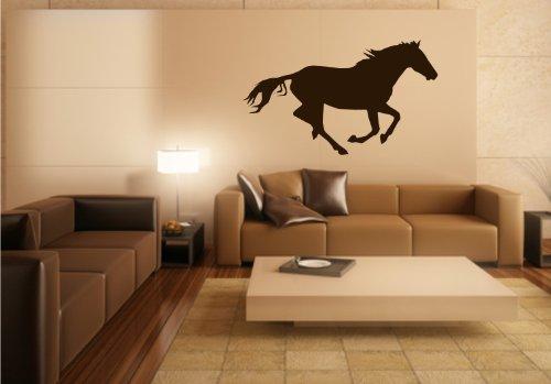 Wandtattoo pferd verschiedene motive - Farbwahl kinderzimmer ...